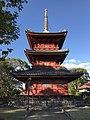 Sanjunoto Tower of Buzen-Kokubunji Temple 3.jpg