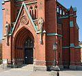 Sankt Johannes kyrka Stockholm huvudportal.jpg