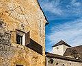 Sankt Veit Burggasse 9 Herzogsburg mit Wohnfluegel zum kaiserlichen Zeughaus 14122016 5695.jpg