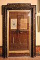 Sant'andrea al quirinale, stanze del convento, 06 porta della camera di san francesco borgia.JPG