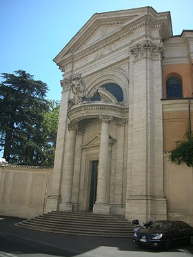 Image illustrative de l'article Église Saint-André du Quirinal