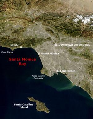 Heal the Bay - Map of Santa Monica Bay