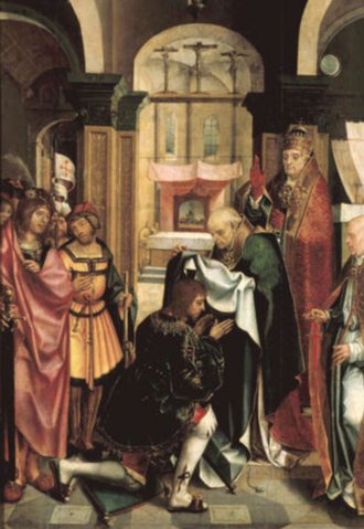 Military Order of Saint James of the Sword - João Fernandes, Lord of Lourinhã, the first Grand-Master of the order.