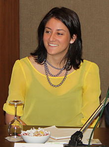 Sara Ganim in May 2012