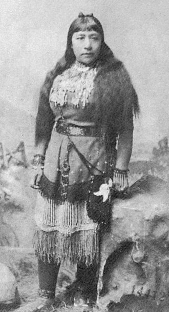 Paiute - Sarah Winnemucca, Paiute writer and lecturer