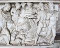 Sarcofago 24 mito di Meleagro che caccia il cinghiale calidonio (III secolo), 06.JPG