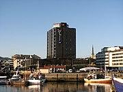 Sas-hotellet i Bodø