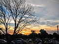 Saturday night Sunset at the Butler Co. Fairground - panoramio.jpg