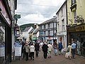 Saturday shoppers, Abergavenny - geograph.org.uk - 1406692.jpg