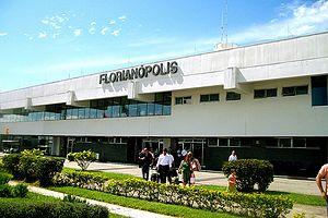 Hercílio Luz International Airport - Image: Sbfl