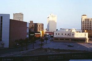 Paris, Texas (film) - Wenders went location scouting in Corpus Christi, Texas.