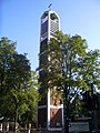 Schl. Neuhaus Turm der Christuskirche Oktober 2008.jpg