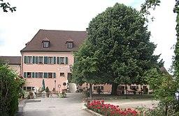 Am Eckenhaider Schloß in Eckental