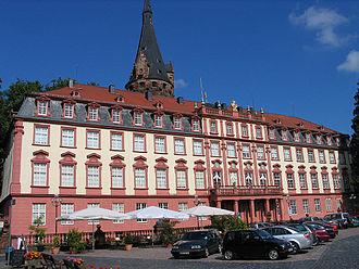 Erbach im Odenwald - Erbach Palace