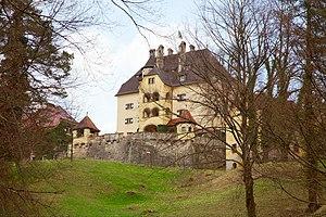Grödig - Glanegg Castle