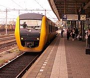 Schnellzug (S) in Venlo
