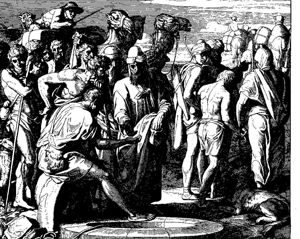 Schnorr von Carolsfeld Bibel in Bildern 1860 038