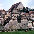 Schwäbisch Hall - Neubau and Half-Timbered Houses (3270360456).jpg