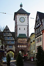 Bauunternehmen Freiburg Im Breisgau schwabentor freiburg im breisgau wikivisually