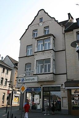 Hüsingstraße in Schwerte