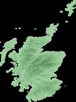 Scottish infobox template map