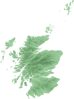 Glasgow is located in Scotland