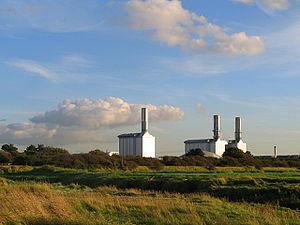 Seabank Power Station - Seabank power station