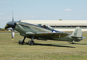 Seafire 105-sx336 before display at cotswoldairshow 2010 arp.jpg