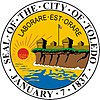 Official seal of Toledo, Ohio