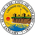 Seal of the city of Toledo.jpg