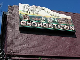 Georgetown, Seattle - Image: Seattle Georgetown 01