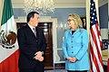 Secretary Clinton Meets With Mexican Foreign Secretary Jose Antonio Meade (8430878283).jpg