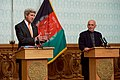 Secretary Kerry Delivers Remarks With Afghan President Ghani (26239044232).jpg