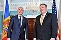 Secretary Pompeo Welcomes Moldovan Prime Minister Filip to Washington (29131486128).jpg