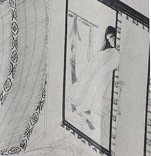 Sei Shōnagon - Image: Sei Shonagon 3