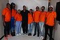 Sello Maake kaNcube Foundation and team.jpg