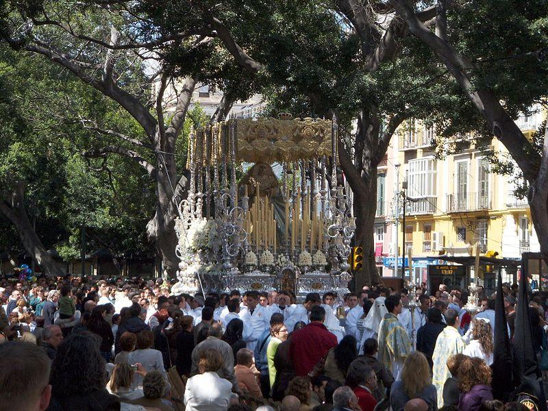 File:Semana Santa in Malaga.JPG