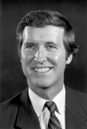 William Cohen - Senator William Cohen early in his career