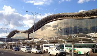 Sendai Airport International airport in Sendai, Japan