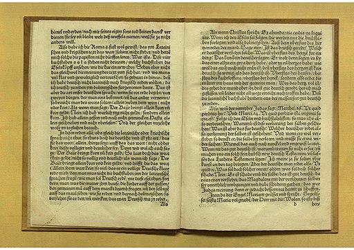Sendbrief vom Dolmetschen, Martin Luther, 06