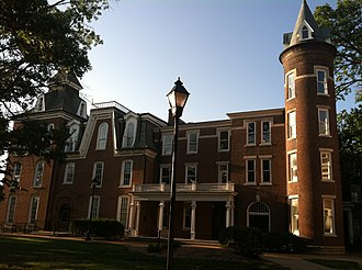 Stephens College - Image: Senior hall north Stephens college