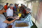 Service members, community help feed thousands 140626-M-SR938-017.jpg