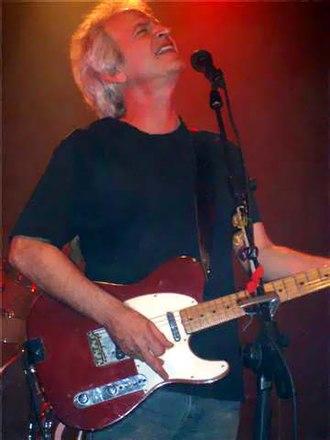 Israeli rock - Rock singer Shalom Hanoch