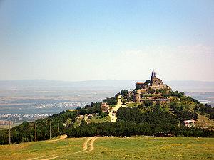 Shavnabada - Shavnabada Monastery