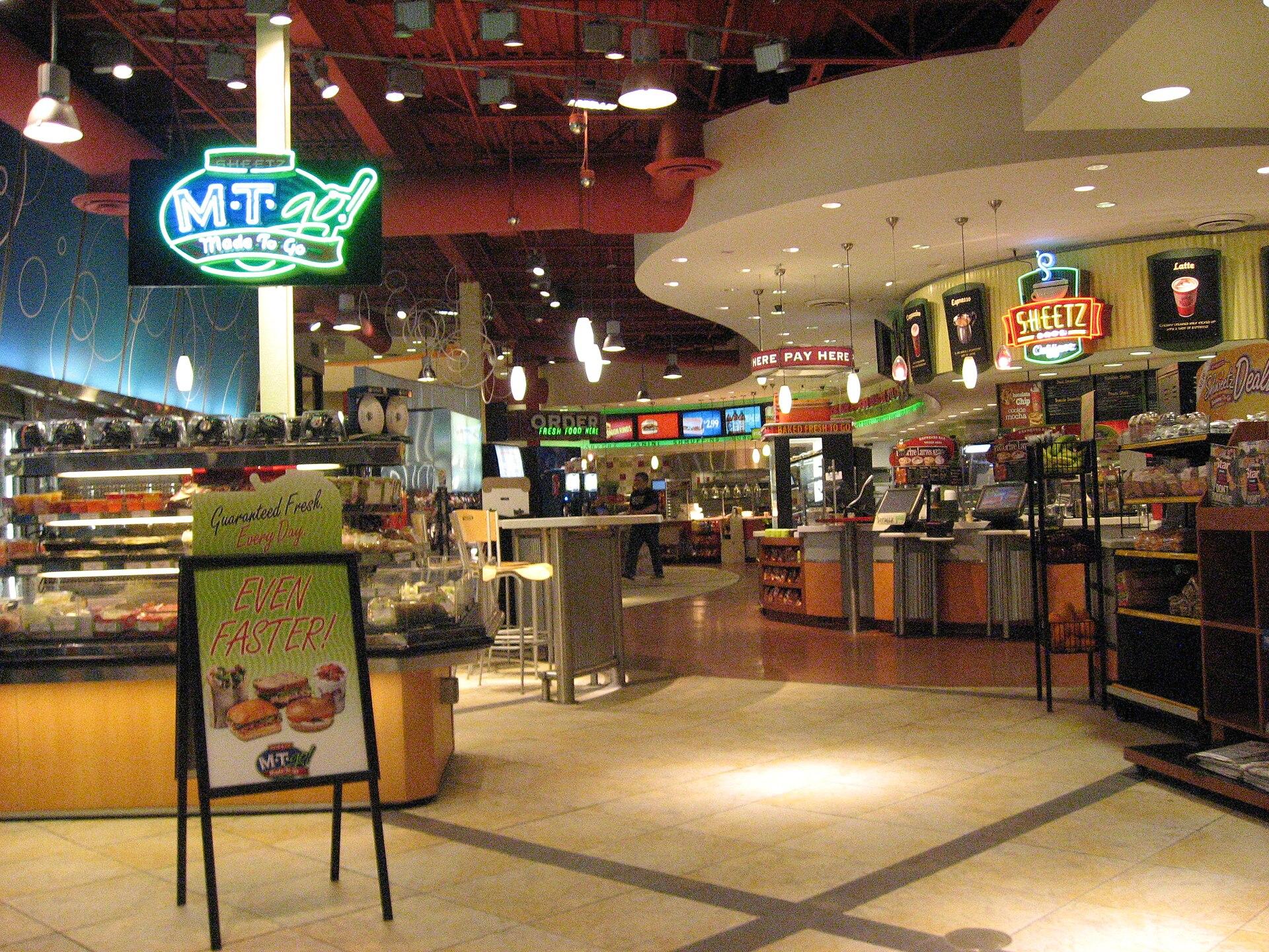 Fast Food Flex Saint Martin D H E B As