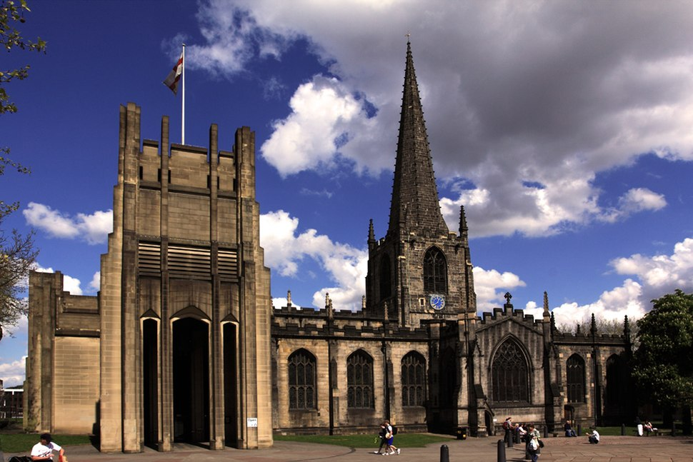 Sheffield Cathedral