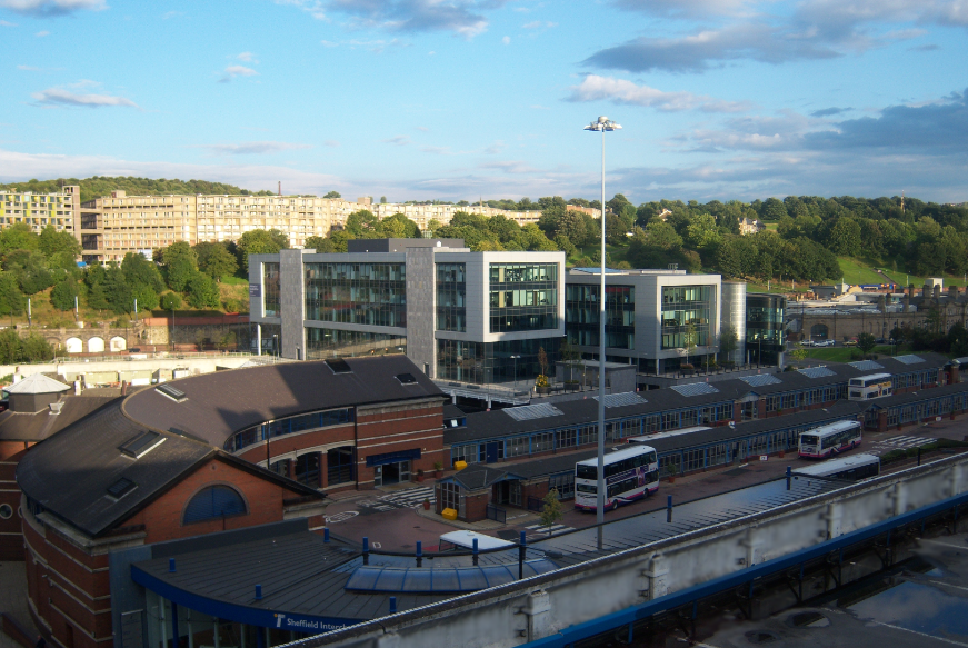 Sheffield Interchange 2