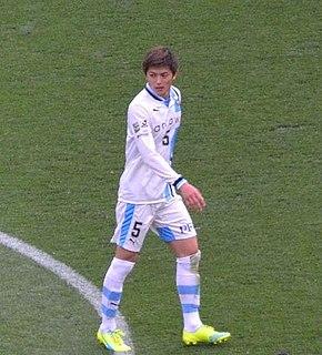 Shogo Taniguchi Japanese footballer