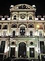 Siège CL pavillon central la nuit (2011) vue d'ensemble.jpg