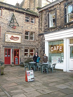 Sid's Cafe, Holmfirth - geograph.org.uk - 83734